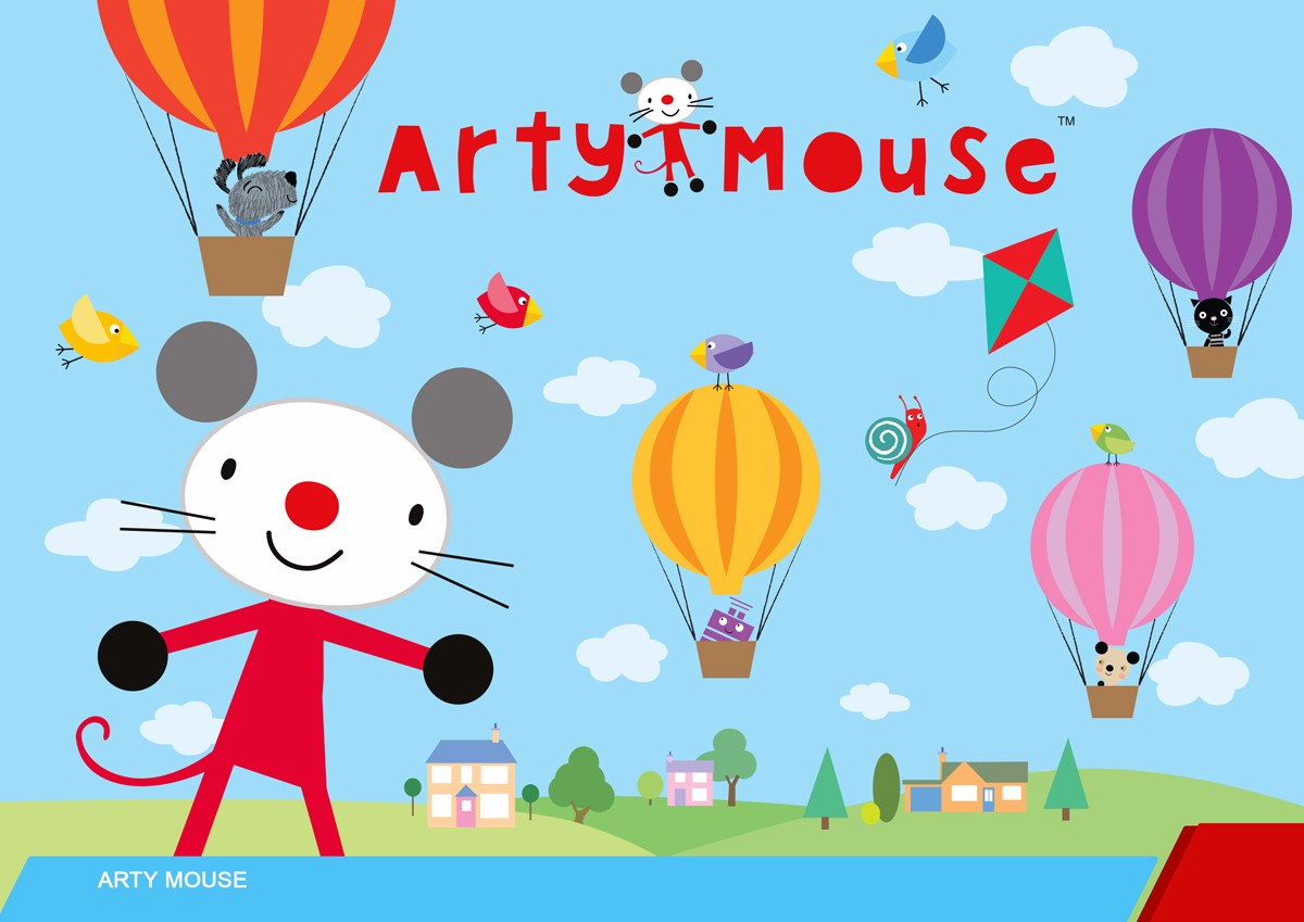 Arty Mouse